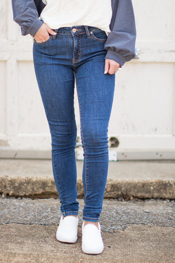 1/24 Finn Skinny Jeans - Madison + Mallory