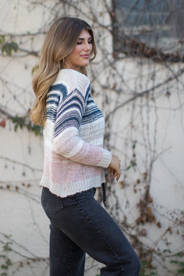Amalia Sweater - Madison + Mallory