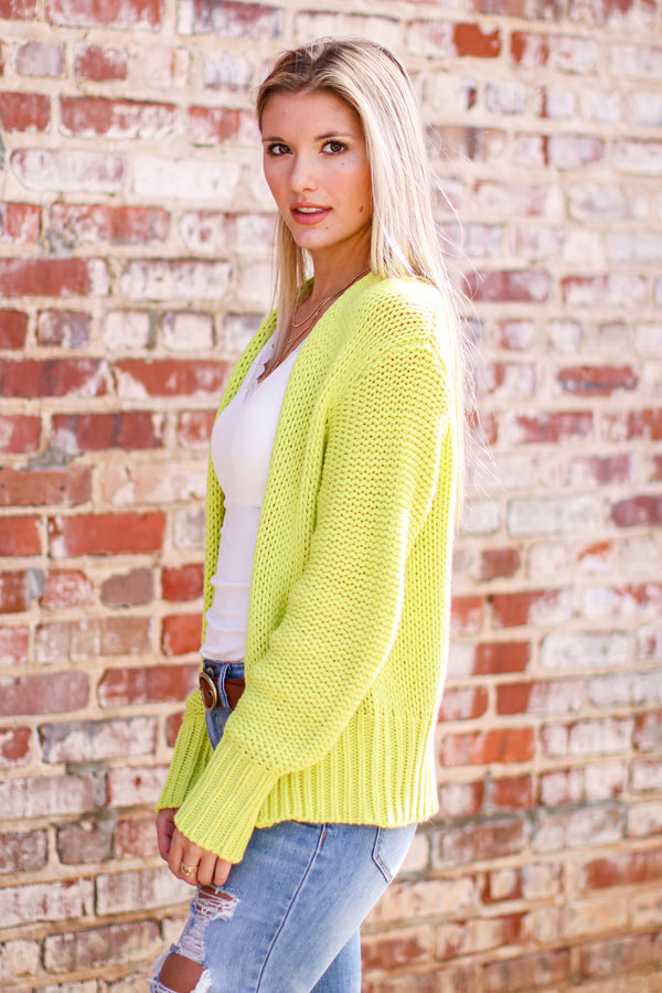 Promise Me This Knit Cardigan - Madison and Mallory