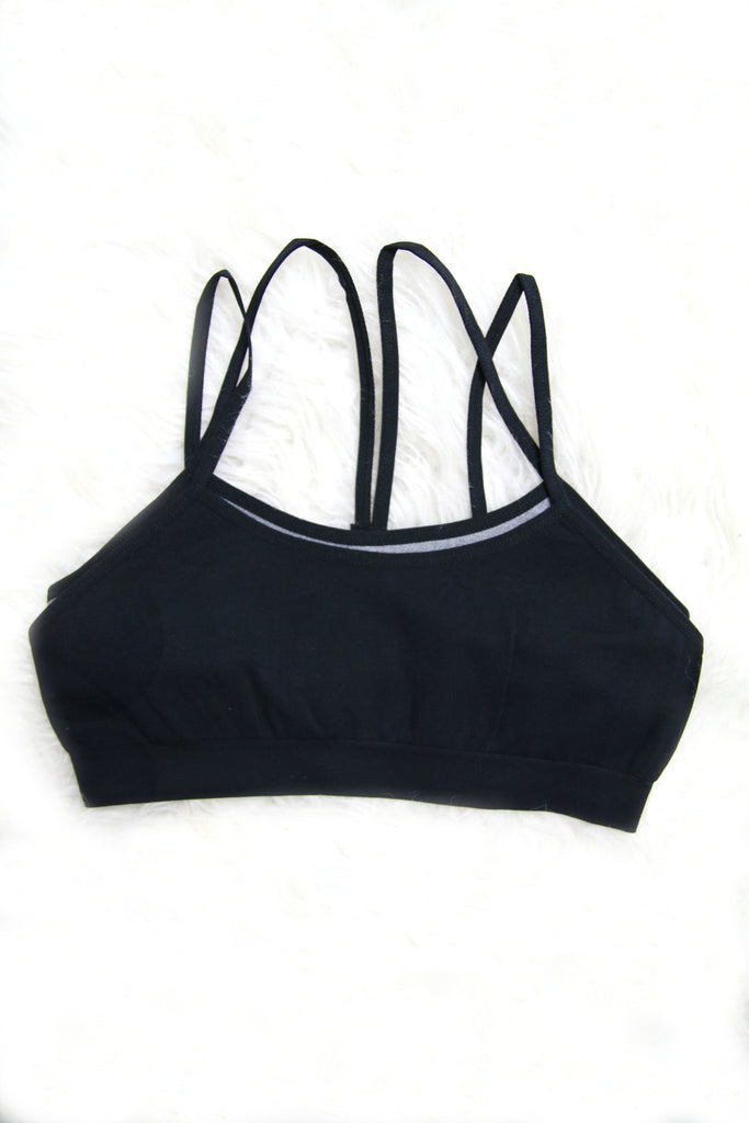 Two Layer Sports Bra