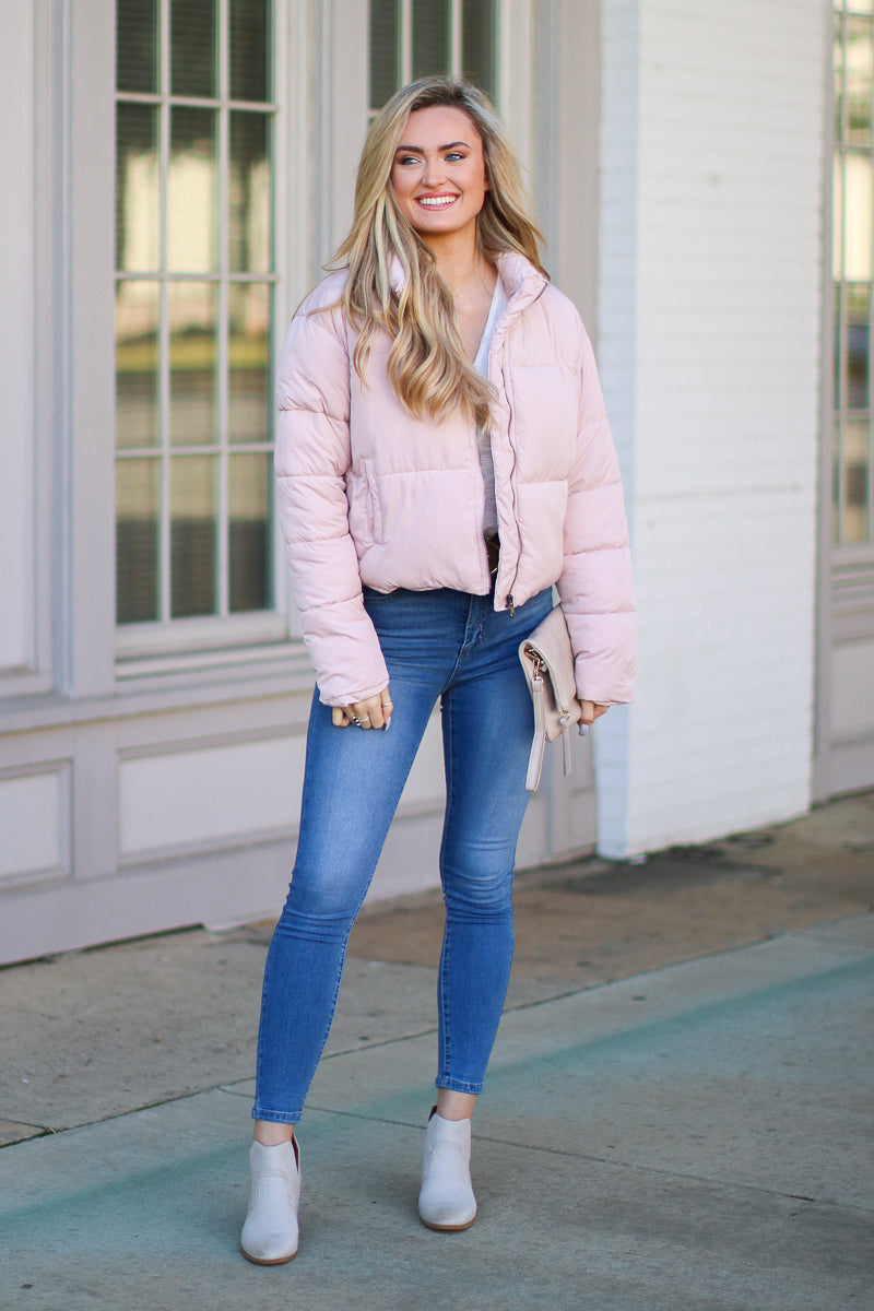 Winter Daze Puffer Jacket - Madison + Mallory