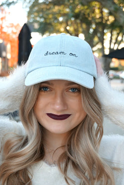 Dream On Hat - Madison + Mallory