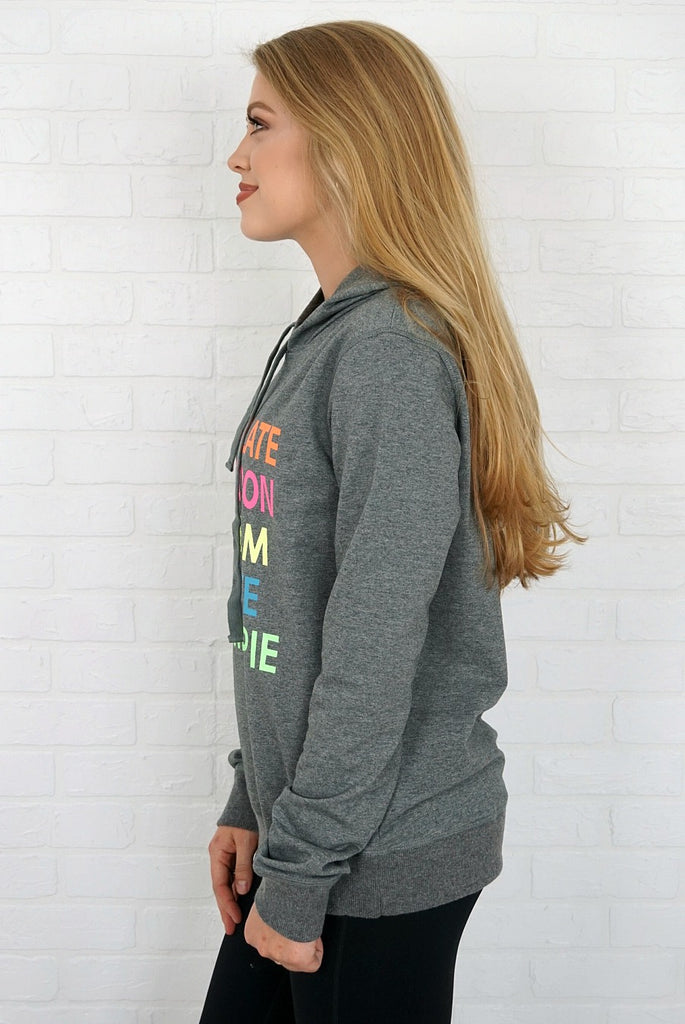 Sweet List Graphic Hoodie - Madison + Mallory