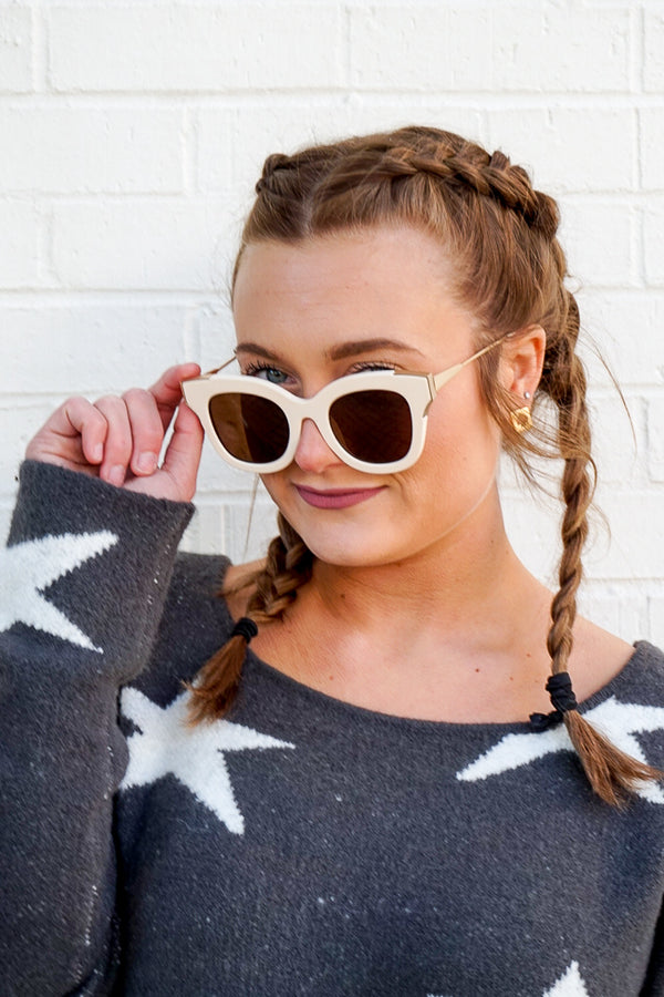 Audrey Sunglasses + MORE COLORS - FINAL SALE - Madison + Mallory