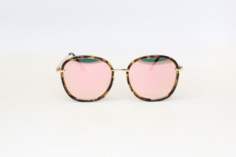Pink Tortoise Bella Sunglasses + MORE COLORS - Madison + Mallory