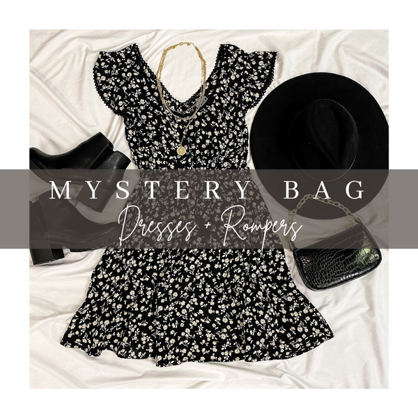 Mystery Bag - Dresses/Rompers - Madison and Mallory
