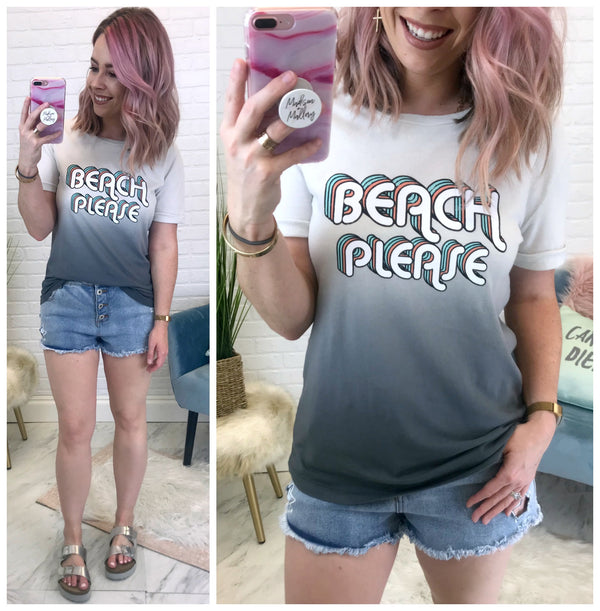 Beach Please Top - Madison + Mallory