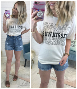 Sunkissed Tee - Madison + Mallory