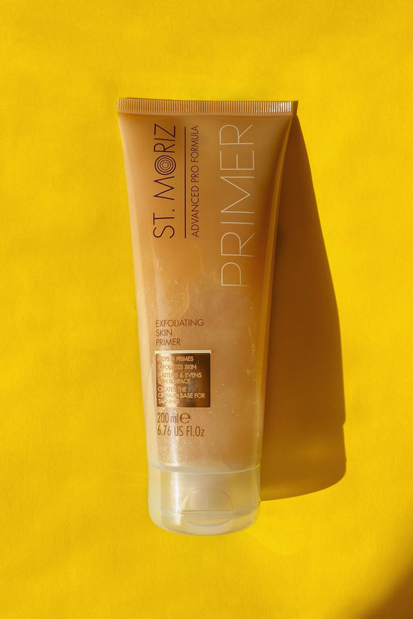 St. Moriz Exfoliating Skin Primer - Madison and Mallory