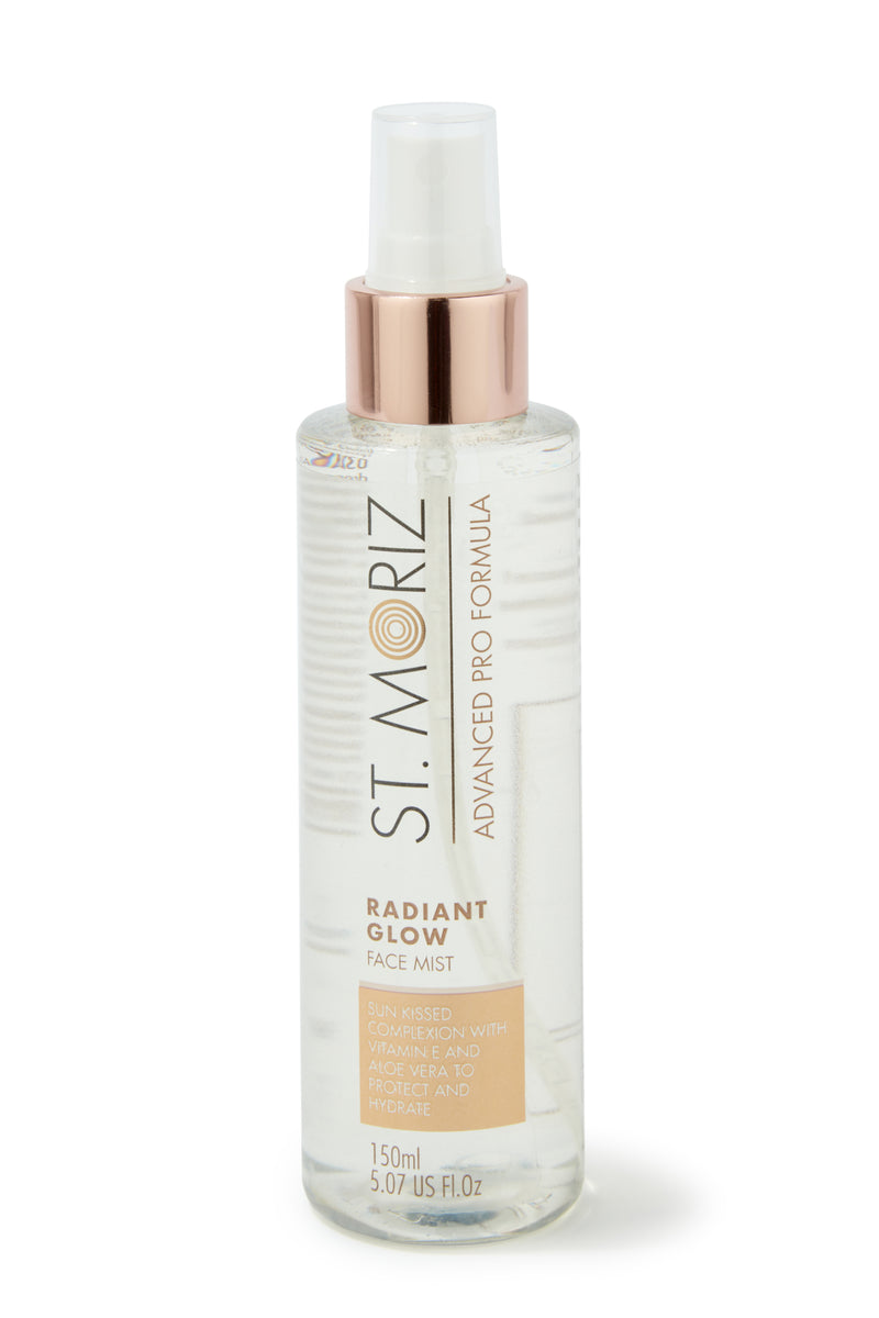 5.07 fl oz St. Moriz Advanced Pro Tanning Face Glow Mist - Madison and Mallory