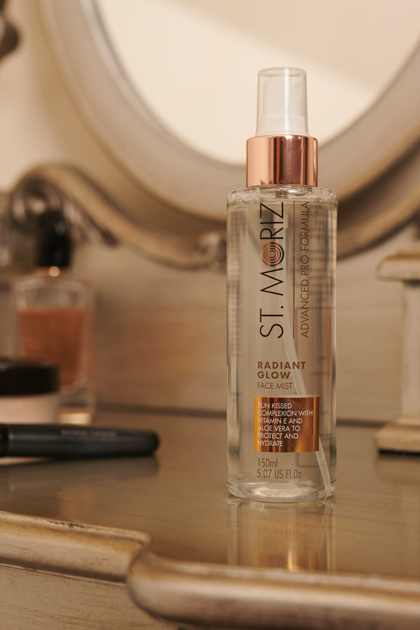 St. Moriz Advanced Pro Tanning Face Glow Mist - Madison and Mallory