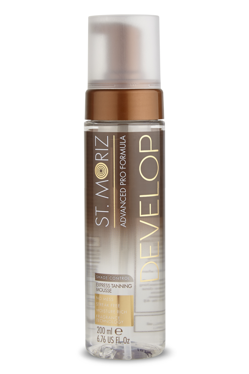 6.76 fl oz St. Moriz Advanced Pro Clear Tanning Mousse - Madison and Mallory