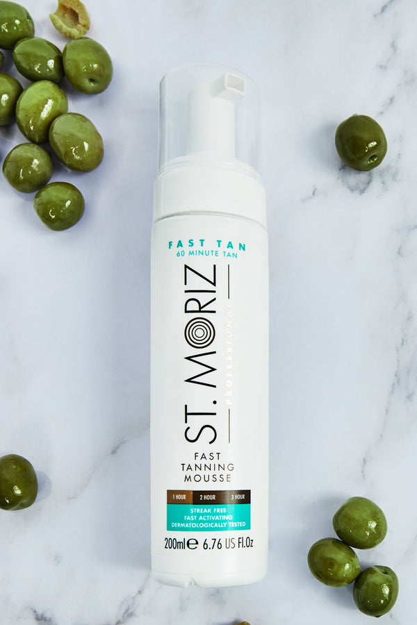 St. Moriz Professional Fast Tanning Mousse - Madison and Mallory