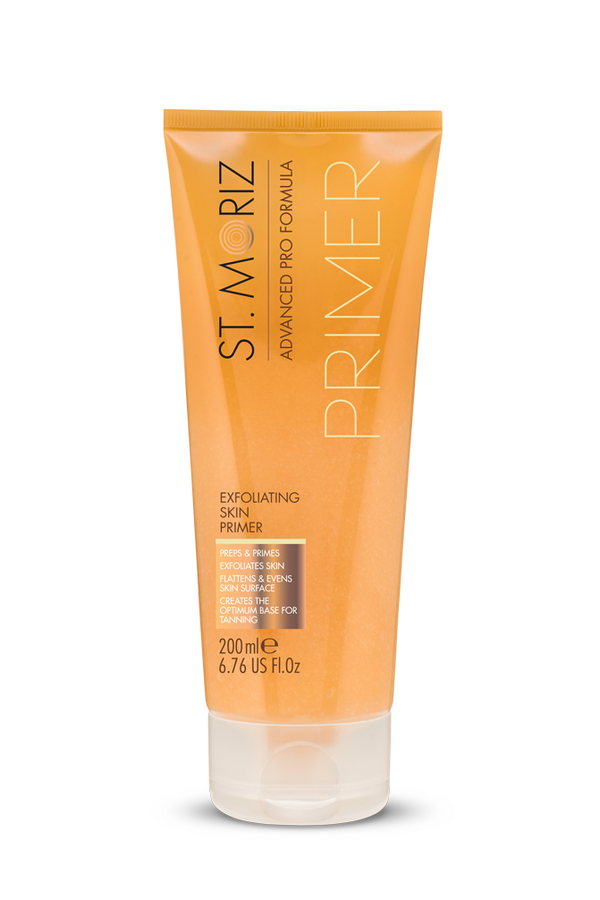 6.76 fl oz. St. Moriz Exfoliating Skin Primer - Madison and Mallory