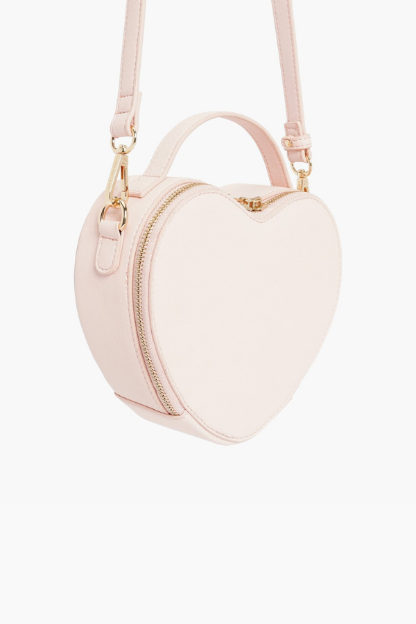 Infatuation Heart Shaped Crossbody Bag - Madison and Mallory
