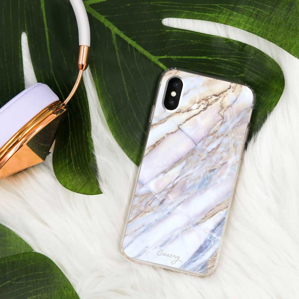 Shatter Marble iPhone Case - Madison + Mallory