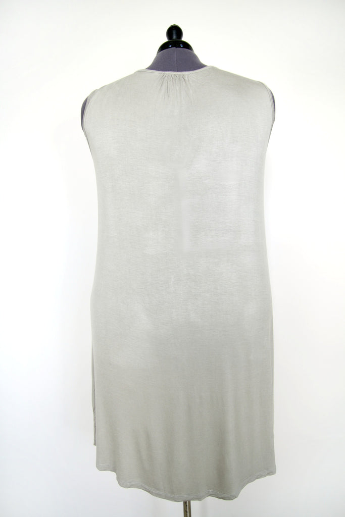 Neck Detail Shift Dress | Curve