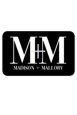 Gift Card - Madison and Mallory