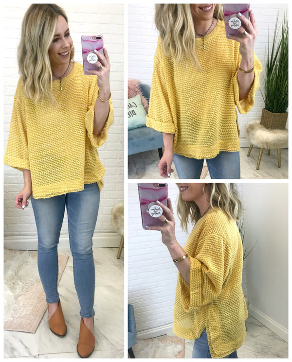 Skyler Knit Top - Madison + Mallory