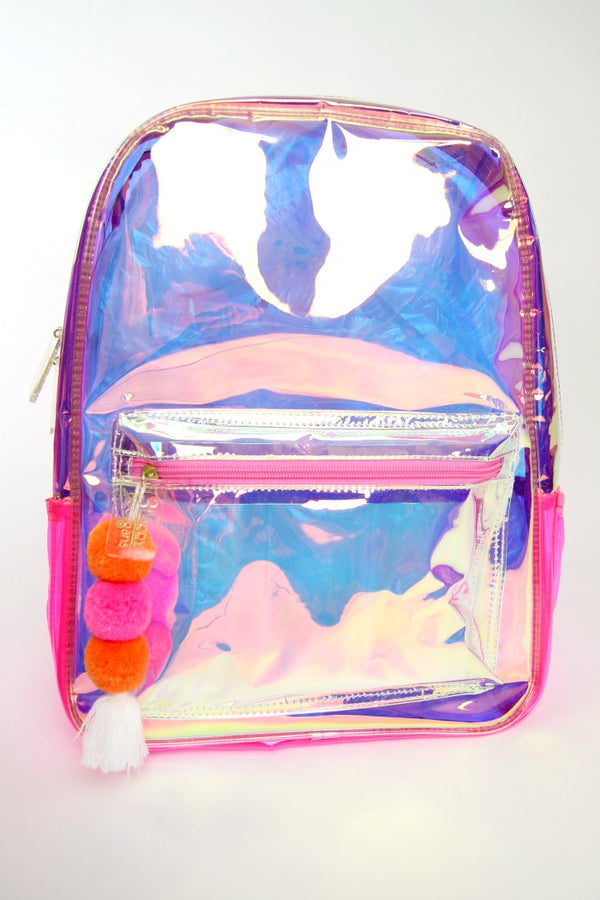 OS Iridescent Backpack - Madison + Mallory