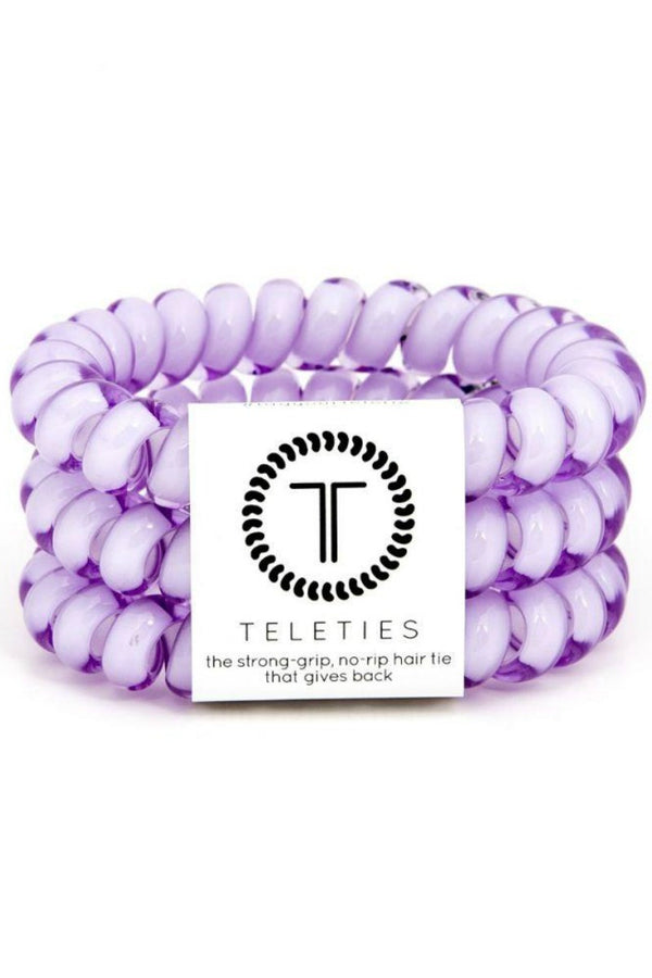 TELETIES 3 Pack Large - Madison + Mallory
