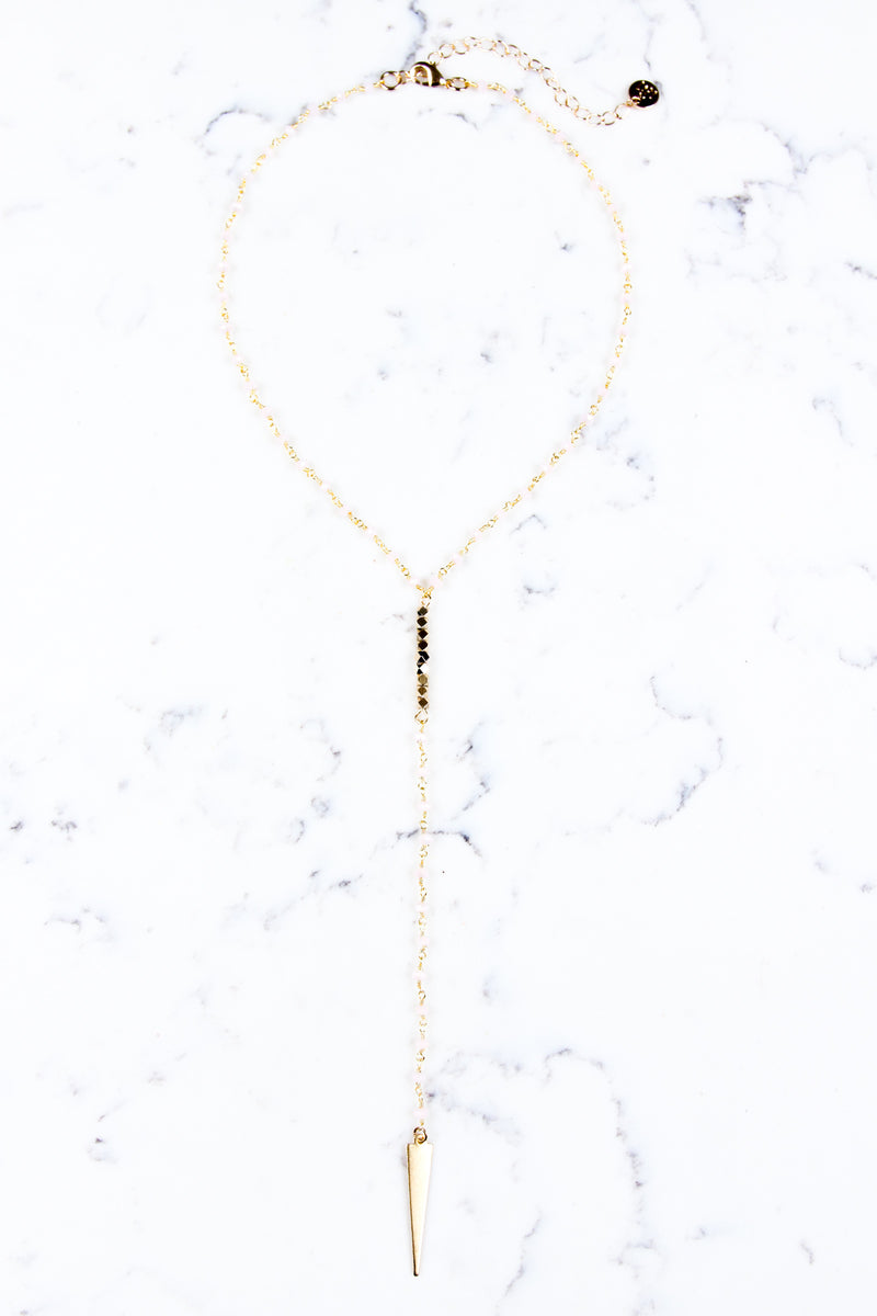 Marilyn Necklace - Madison + Mallory