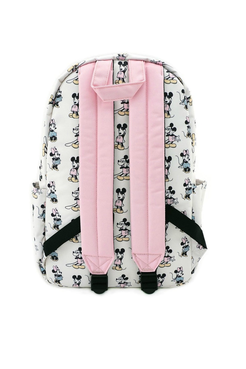 Loungefly Disney Minnie Mickey Mouse Pastel Backpack - Madison and Mallory