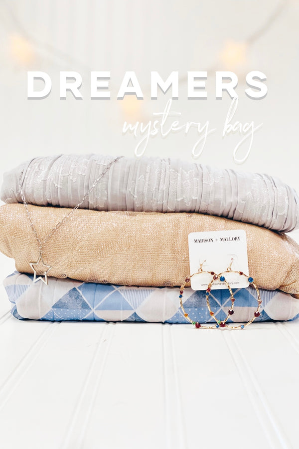 S Dreamers Luxe Mystery Bag - Madison and Mallory
