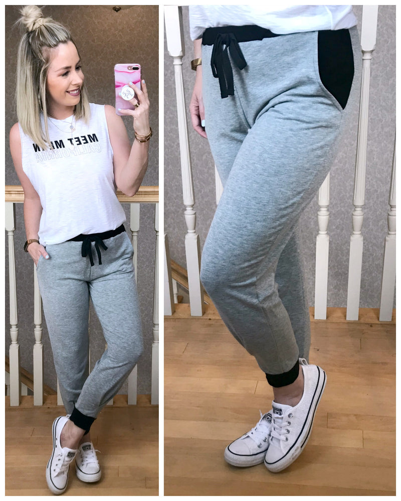 Jogger Pants - Madison + Mallory