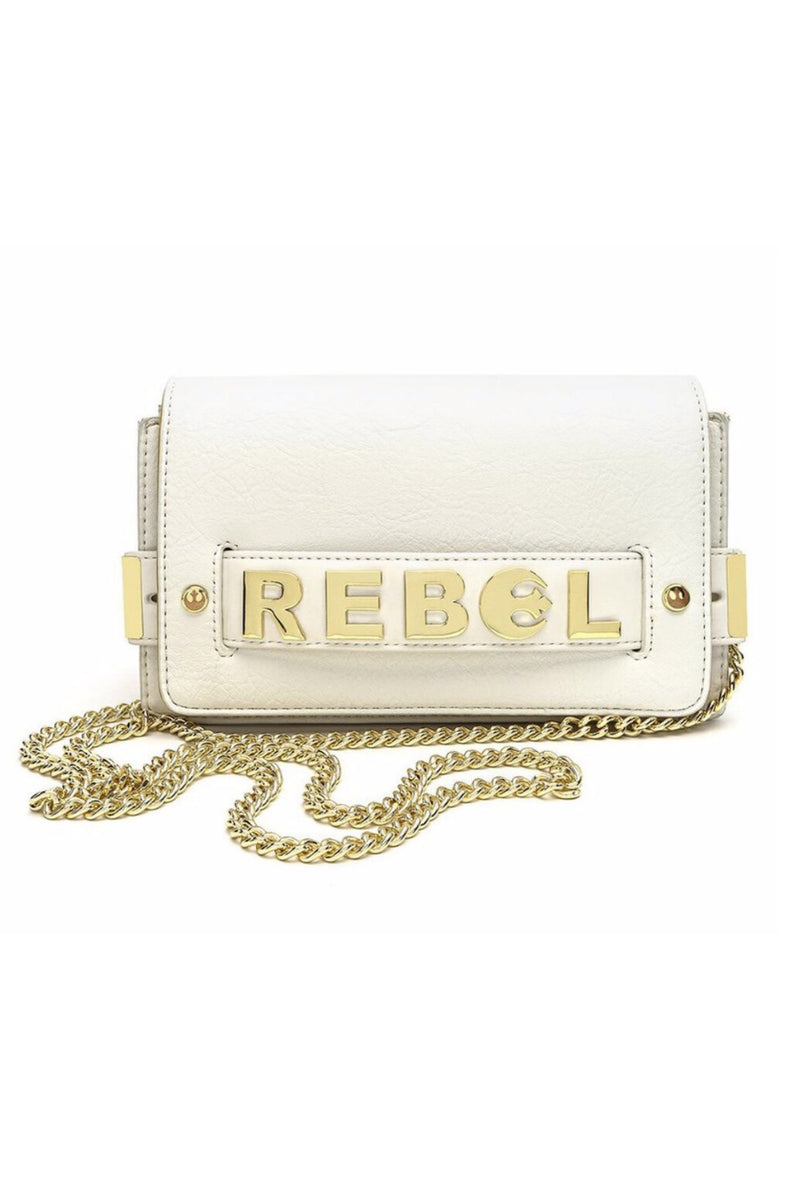 Gold Loungefly Star Wars Rebel Alliance Crossbody - Madison and Mallory