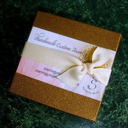 Starring You Jewelry handmade custom gift