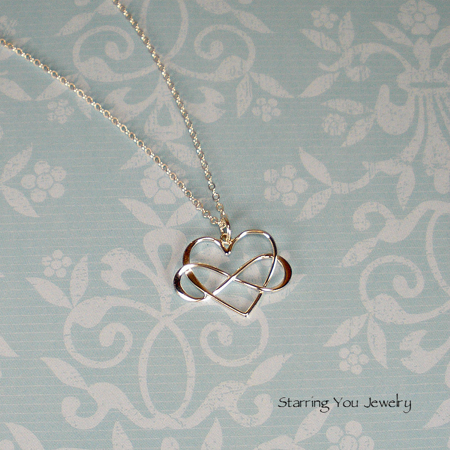and p braceletinterlocking silver for love braceletgife fullxfull necklace bracelet mother interlocking heart gife il sterling infinity daughter grandmother