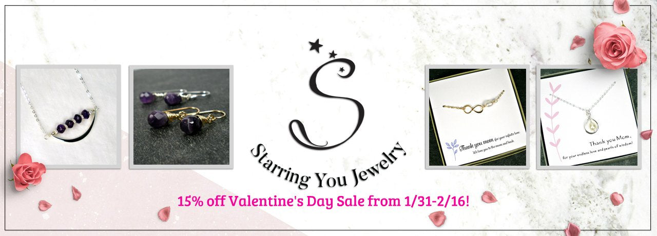 Starring You Jewelry Sale Coupon Event