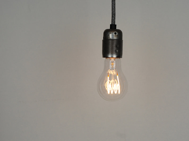 LED Vintage Filament Bulb | A19 | Quad Loop - Vendimia Lighting Co.