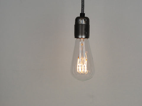 LED Vintage Filament Bulb | ST64 | Quad Loop - Vendimia Lighting Co.
