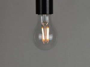 E27 LED Filament Bulb | A19 | Clear - Vendimia Lighting Co.
