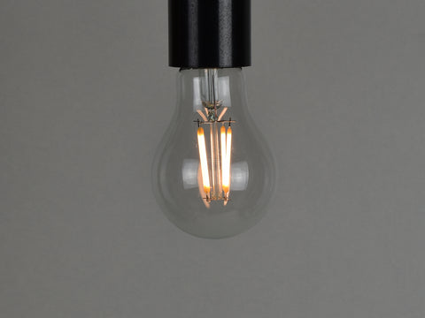 B22 LED Filament Bulb | A19 | Clear - Vendimia Lighting Co.