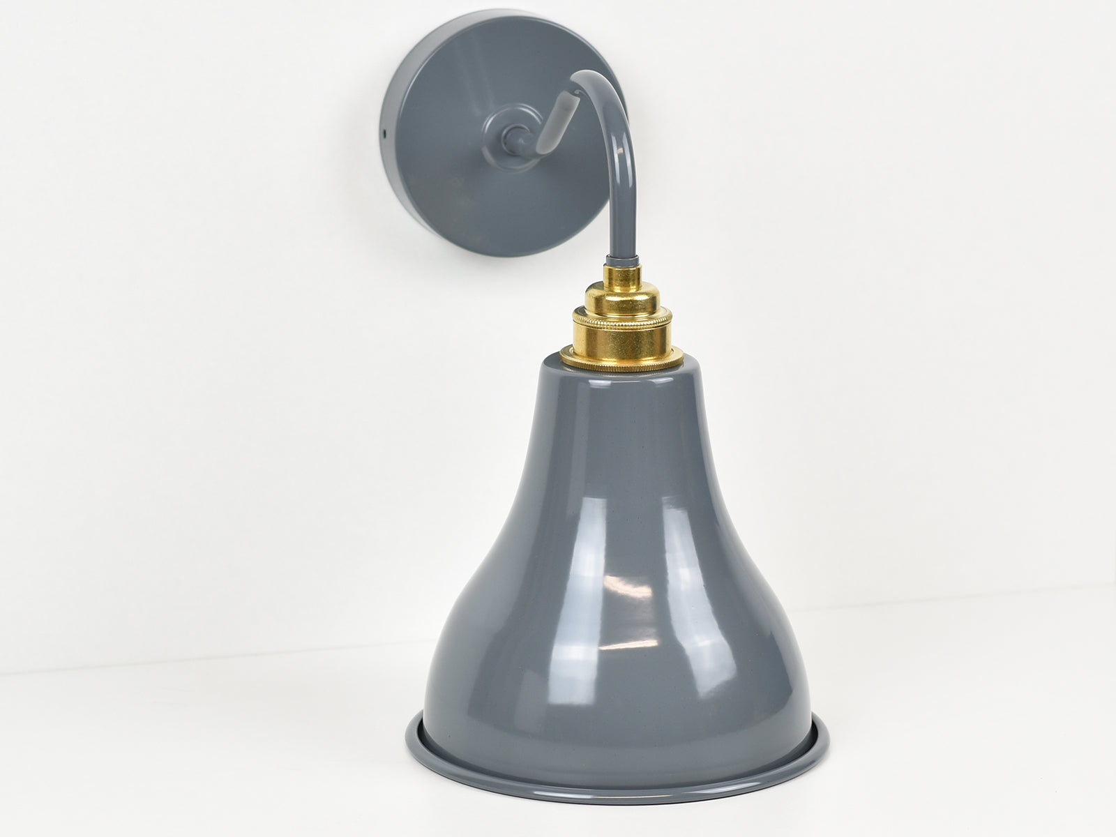Wall Light | Hampton | Battleship Grey - Vendimia Lighting Co.