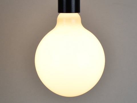 E27 LED Filament Bulb | G125 | Milky - Vendimia Lighting Co.