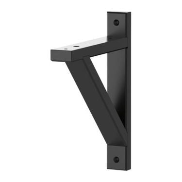 Wall Bracket | Jet Black - Vendimia Lighting Co.
