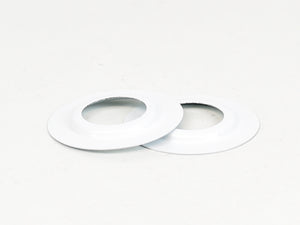 Lamp shade reducer ring - white - Vendimia Lighting Co.