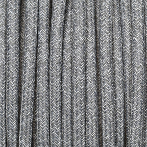 Fabric Cable | Round | Knitted Jumper - Vendimia Lighting Co.