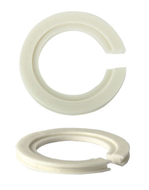 Plastic Lamp shade reducer ring - E27 43mm to B22 28mm - Vendimia Lighting Co.