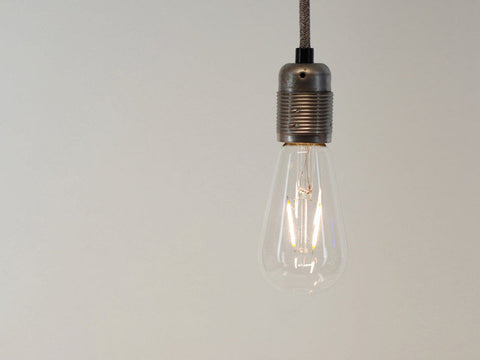 LED Vintage Filament Bulb | ST64 | Squirrel Cage - Vendimia Lighting Co.