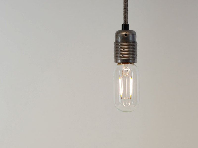 LED Vintage Filament Bulb | T45 | Squirrel Cage - Vendimia Lighting Co.