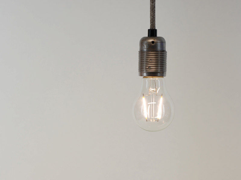 LED Vintage Filament Bulb | A19 | Squirrel Cage - Vendimia Lighting Co.