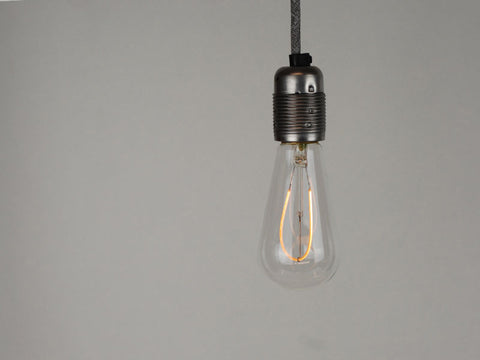 LED Vintage Filament Bulb | ST64 | Double Loop - Vendimia Lighting Co.