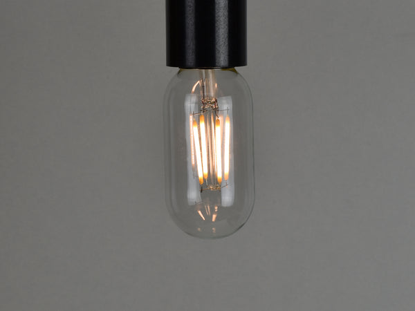 B22 LED Filament Bulb | T45 | Clear - Vendimia Lighting Co.