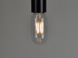 E27 LED Filament Bulb | T45 | Clear - Vendimia Lighting Co.