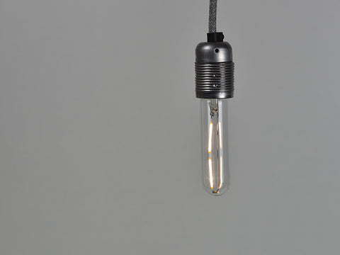 LED Vintage Filament Bulb | T9 | Flute - Vendimia Lighting Co.